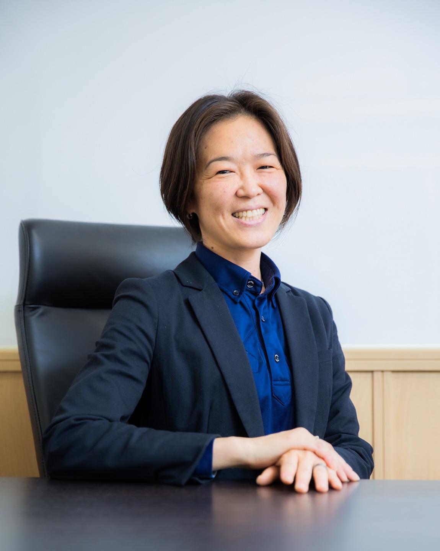 代表取締役 仮屋﨑 久美子